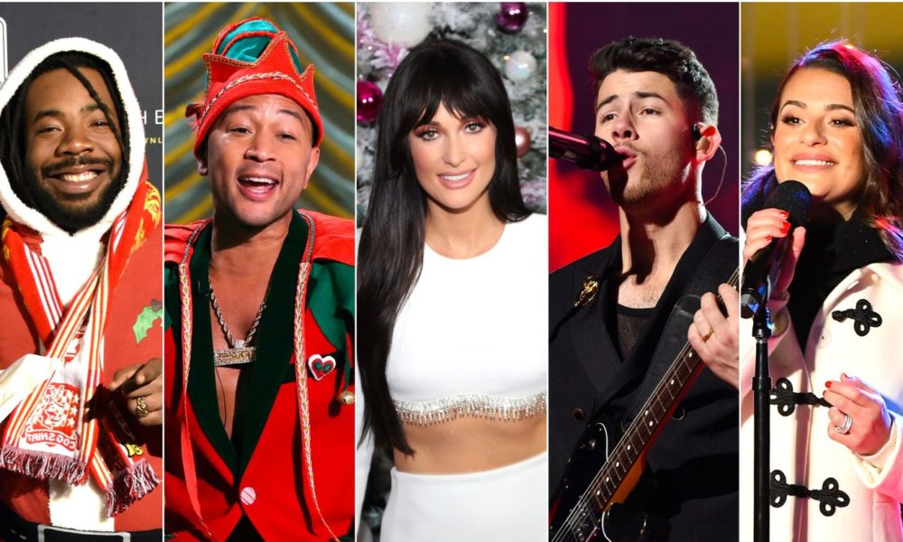 From Jonas Brothers To DRAM, All The Must-Hear Celebrated Holiday Songs Of 2019