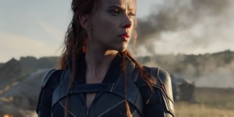 Natasha Romanoff gets the muse account she deserves in Shaded Widow trailer