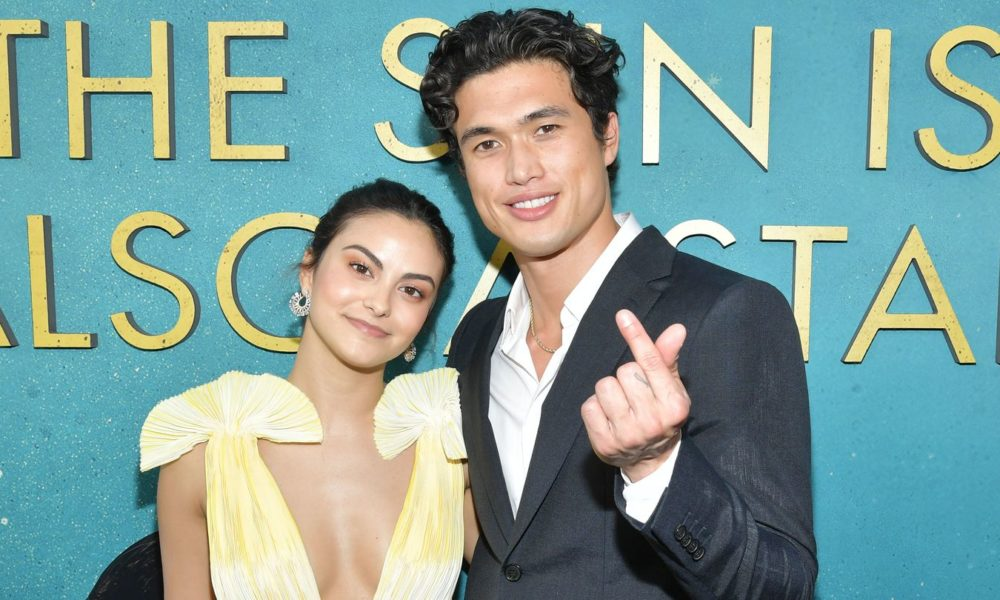 Camila Mendes And Charles Melton Bear Reportedly Split