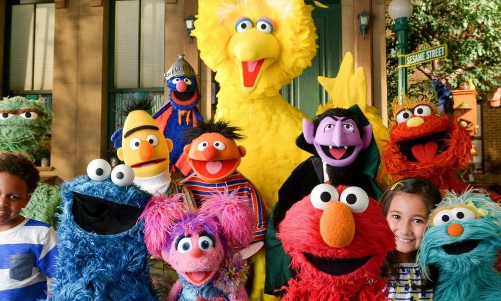 'Sesame Boulevard' turns 50 this year. Right here's 15 photos that tag how the program has developed over time.