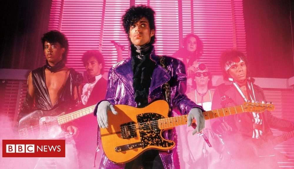 The particular fable within the serve of Prince's Minute Red Corvette