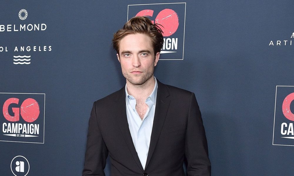 """Robert Pattinson's Contingency Notion For The Batman? """"Arthouse Porn,"""" He Says"""