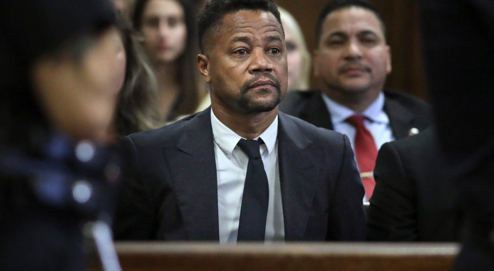 Cuba Gooding Jr. Faces 7 Extra Accusations of Undesirable Touching