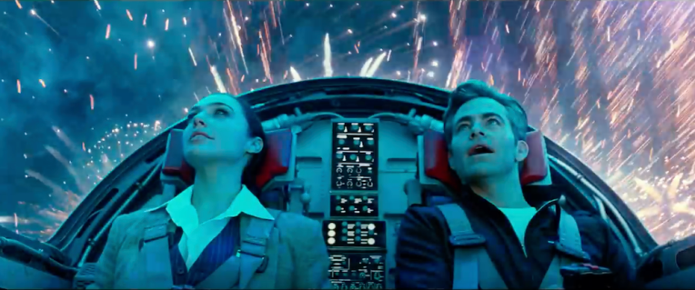 Gal Gadot and Chris Pine are motivate in the fundamental trailer for 'Marvel Girl 1984'