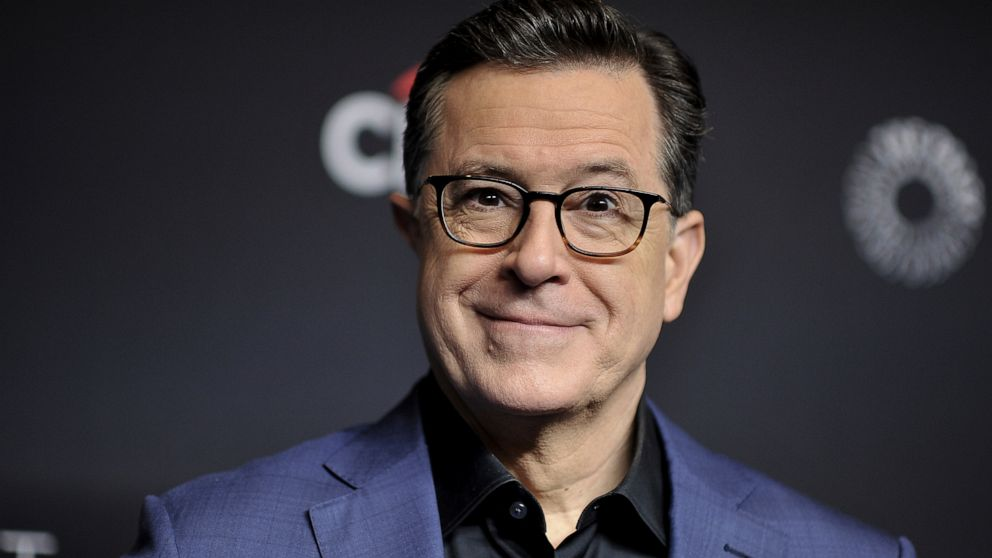 Unique Zealand chief finds perfect spokesman: Stephen Colbert