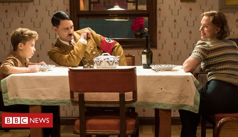How Hitler satire makes use of 'comedy' to strive towards 'hate'