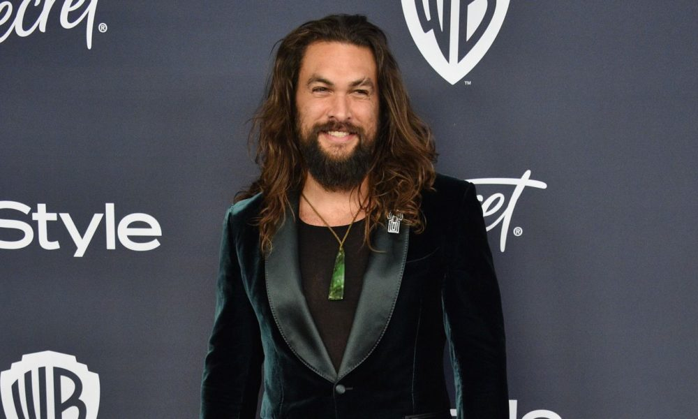 Most effective Jason Momoa Might possibly Pull Off A Tank Top At The Golden Globes