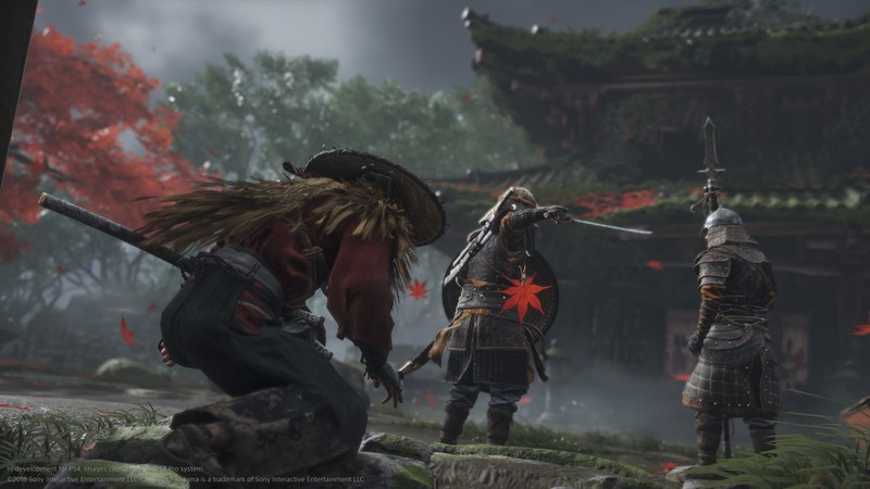 Ghost of Tsushima gets elegant cinematic trailer and launch window
