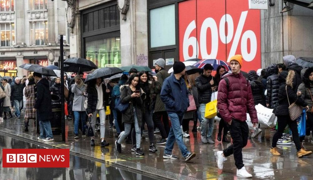 'Worst one year for retail in 25 years' says alternate physique
