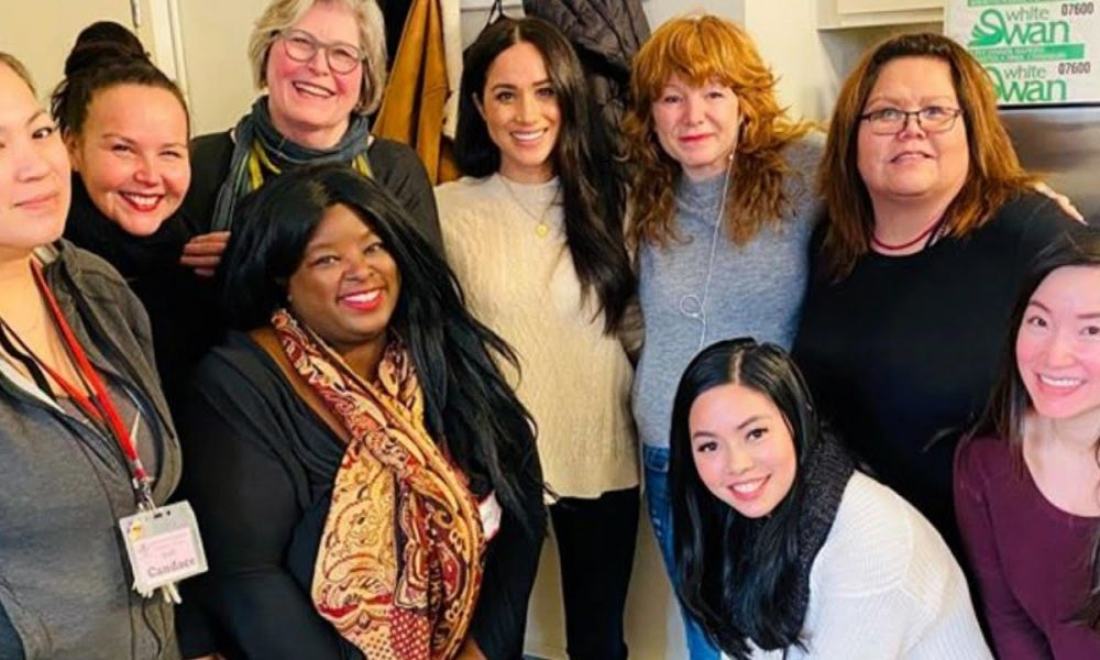 Youngsters Meet Meghan Markle in Vancouver – Interior Version