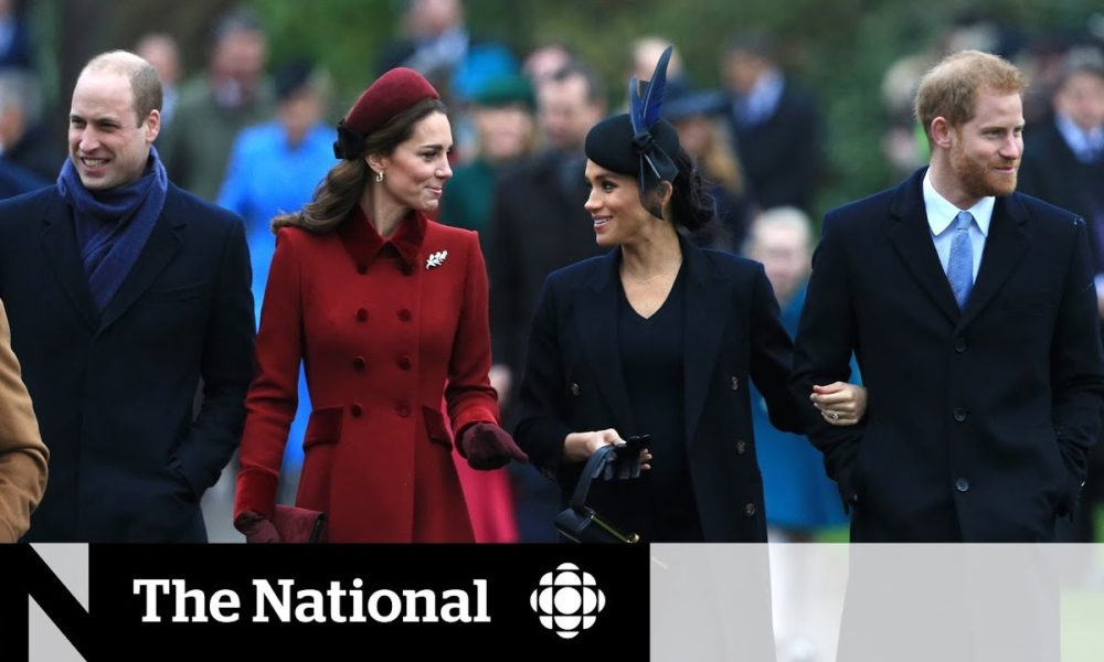 Why Harry and Meghan are stepping aid from royal roles – CBC Info: The National