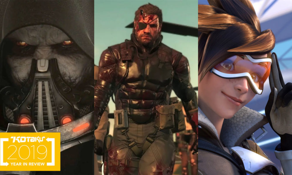 The Biggest Game Trailers Of The Decade