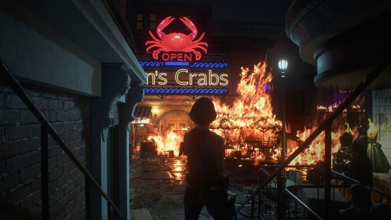 Take a look at out some unusual screenshots for the Resident Vulgar 3 remake