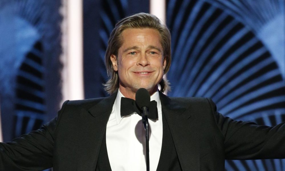 Brad Pitt Says He Would Fill Shared The Mountainous Door With Leonardo DiCaprio