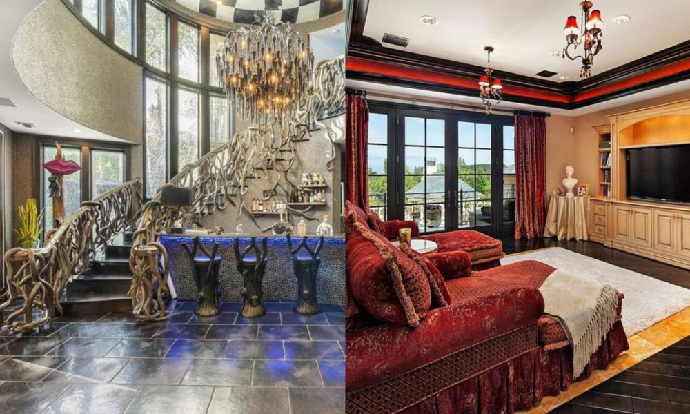 Whose Mansion Is Worse: Dr. Phil's or Jeffree Valuable person's?