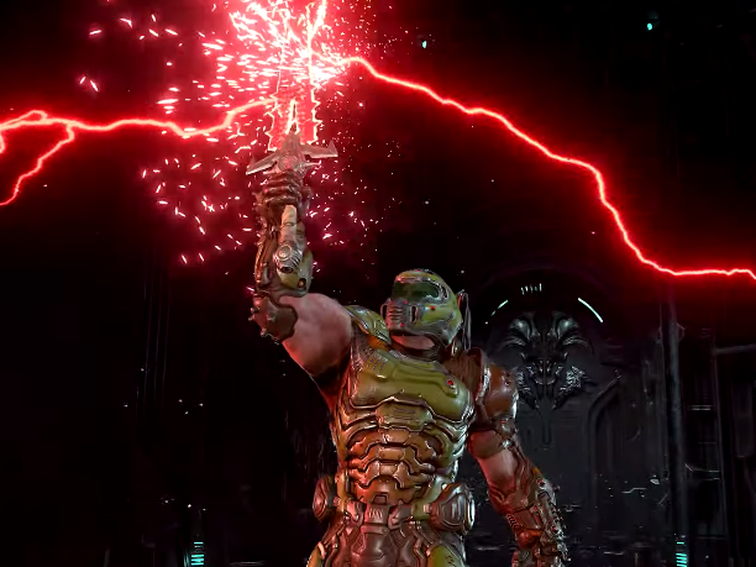 Doom Slayer will get a brand fresh sword in most contemporary Doom Eternal trailer – CNET