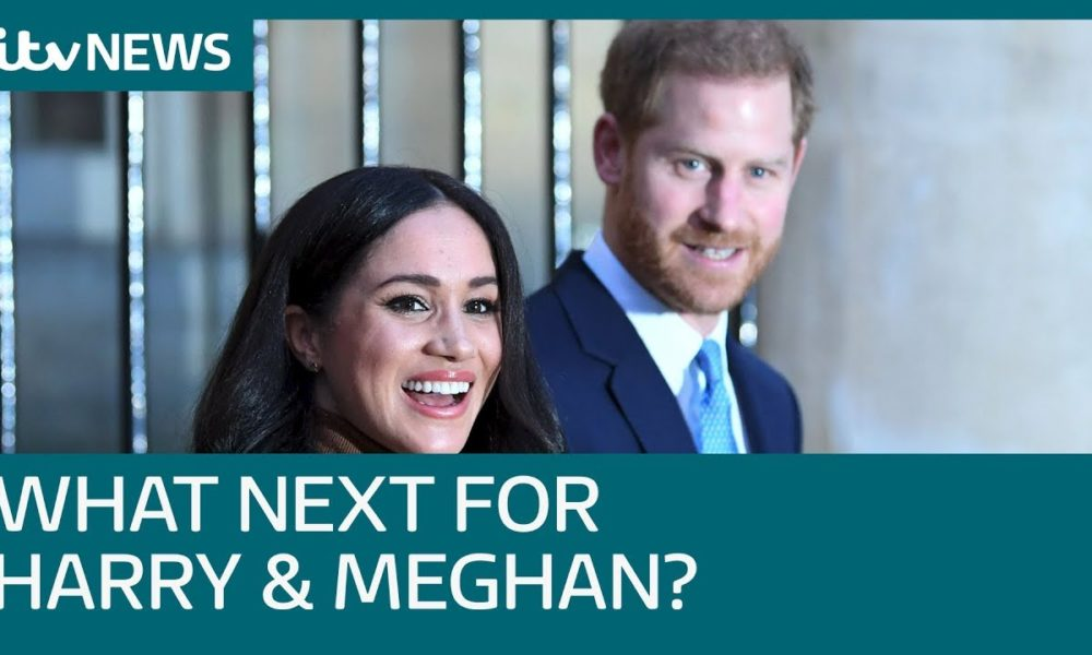 What now for Harry and Meghan after they interact to reject entrance line tasks? | ITV Recordsdata – ITV Recordsdata