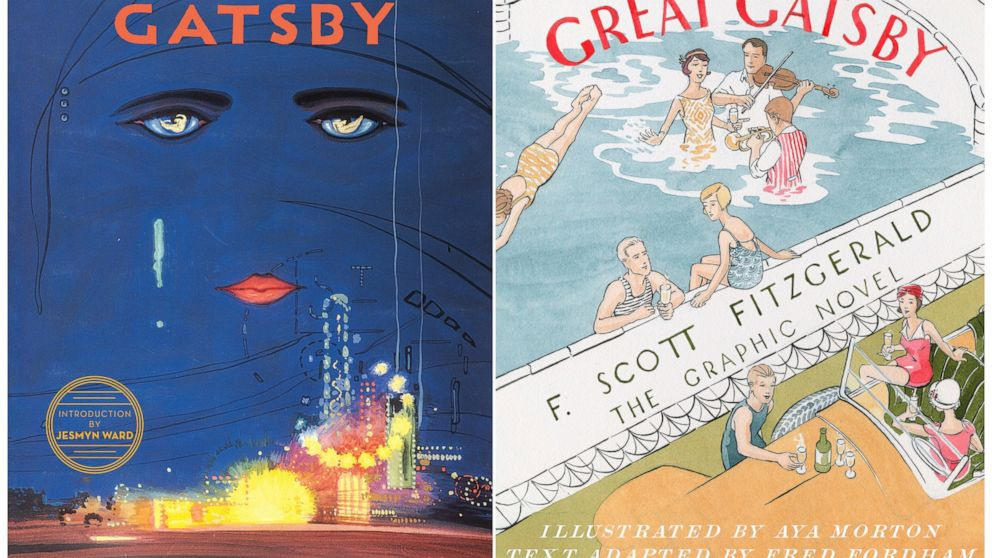 Every person invited: `Great Gatsby' copyright to full in 2021