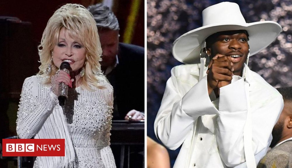 Early Grammys for Dolly Parton and Lil Nas X