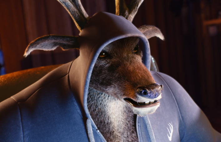 A Speedy Movie About Rudolph Reindeer Getting a Large identify Again