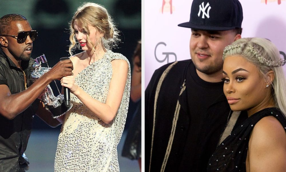 The 2010s Had A Lot Of Celeb Feuds — These Are The Messiest