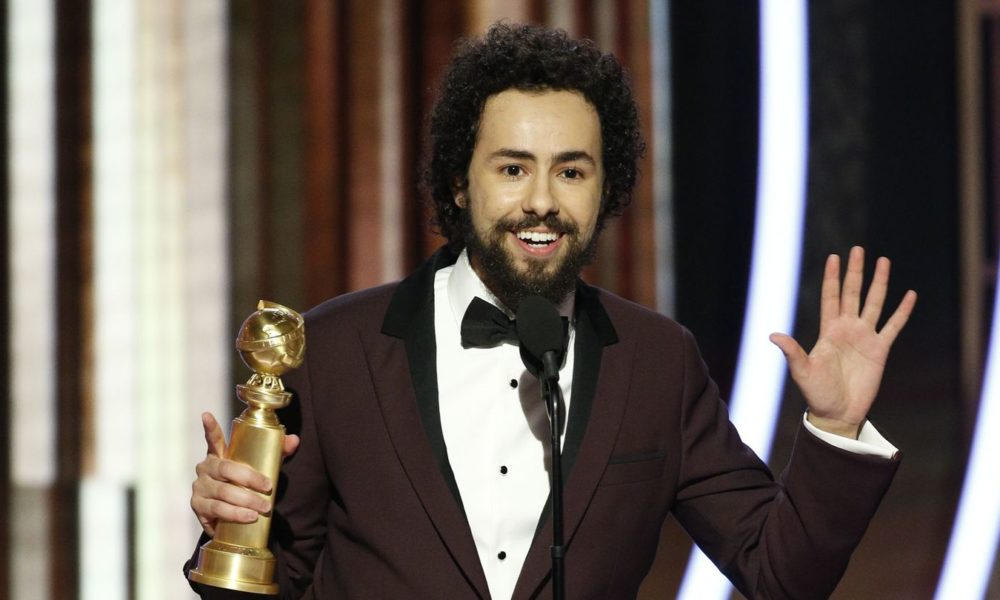 Ramy Youssef Wasn't Anxious to Break Ricky Gervais's Golden Globes Thank-You Rules