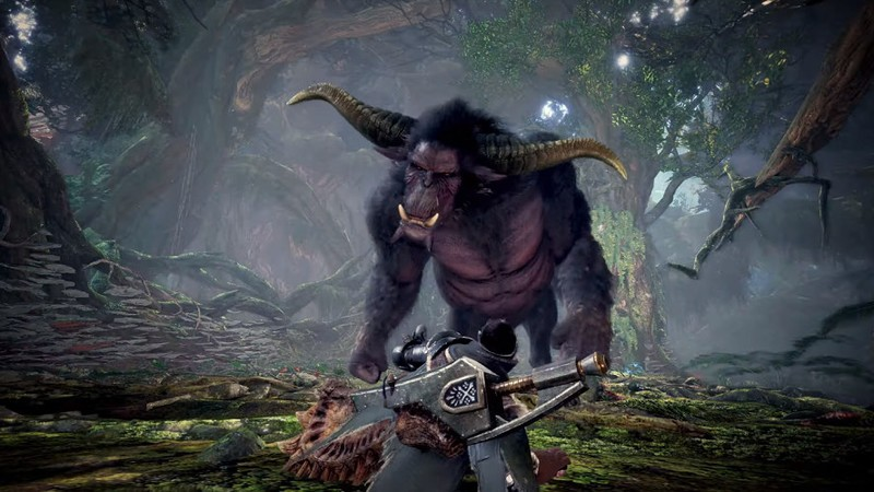 Test out the making of Rajang in Monster Hunter World: Iceborne