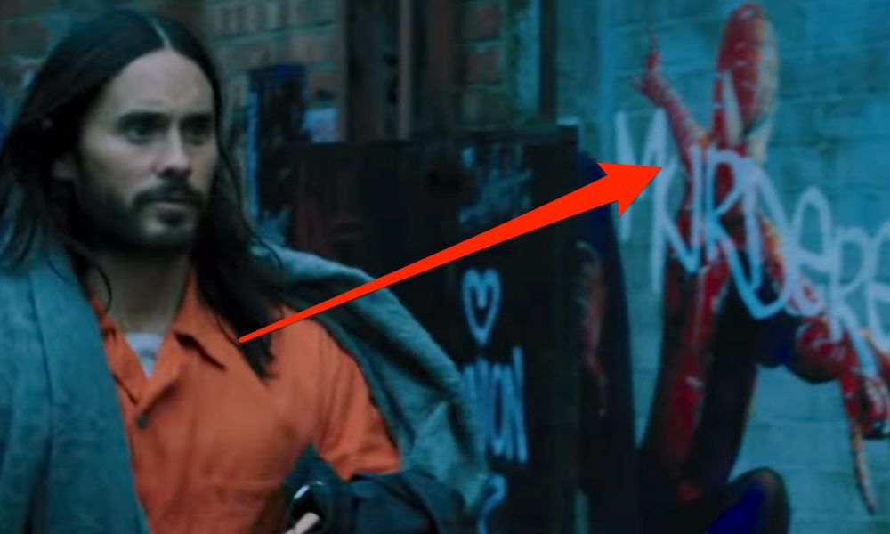 Fans judge there is a stamp within the 'Morbius' trailer that it'd be segment of a better, are residing-action Spider-Verse. Right here's what's doubtless going on.