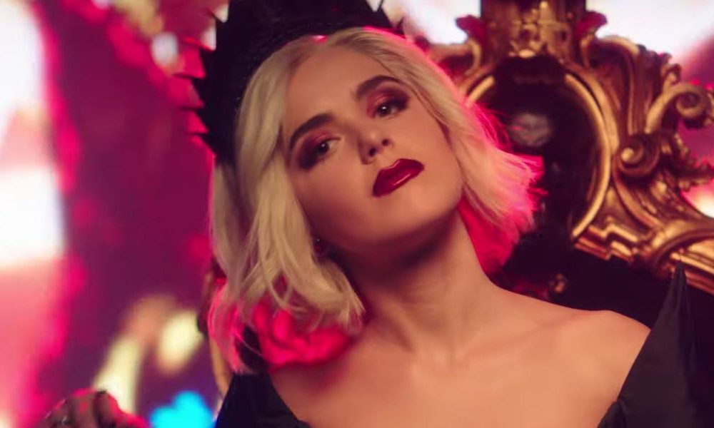 The present trailer for season 3 of Netflix's 'Chilling Adventures of Sabrina' reveals the titular personality heading 'straight to hell'