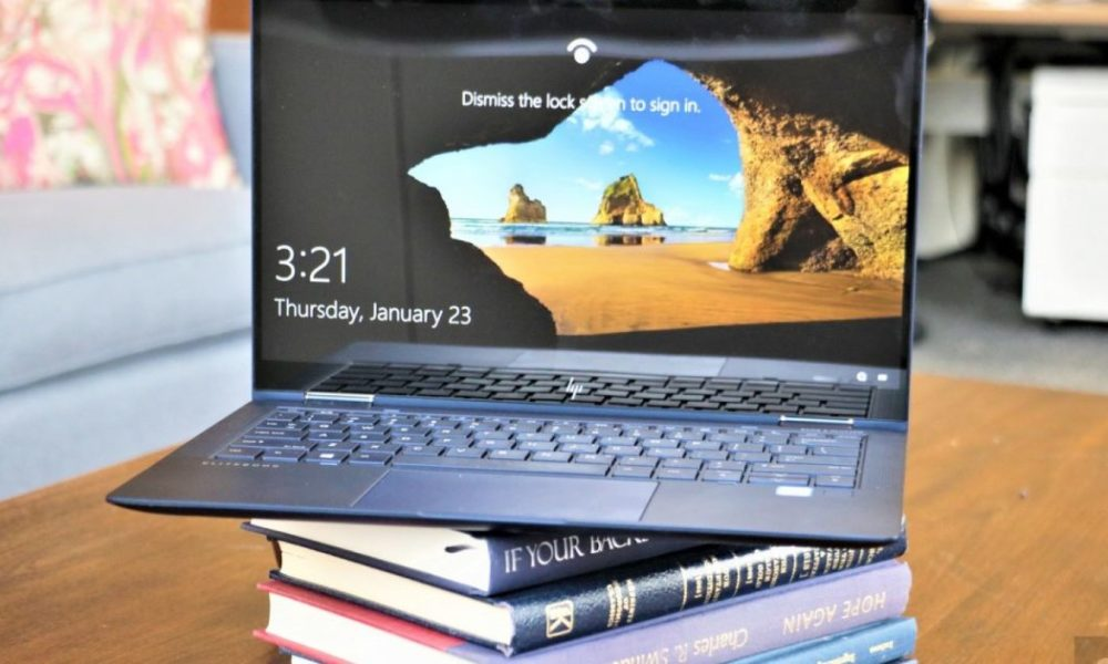 HP Elite Dragonfly overview: Fairly considerable for a two-pound computer
