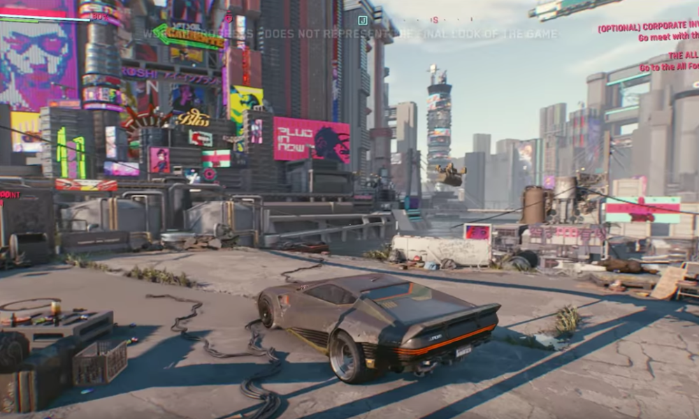 Cyberpunk 2077: Delivery date pushed serve and every little thing else we know – CNET