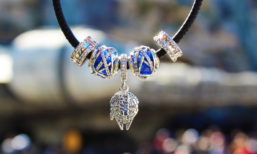 Hollywood Shuffle to a Galaxy Far, Far Away with Pandora Jewelry's Latest Appeal Start