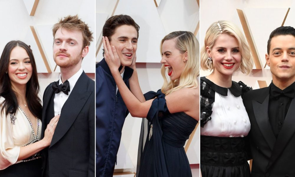 All The Cutest Crimson Carpet Couples We Loved At The 2020 Oscars