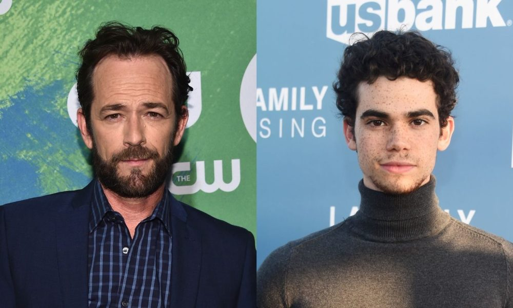 Luke Perry And Cameron Boyce Were Left Out Of The Oscars 'In Memoriam' Tribute