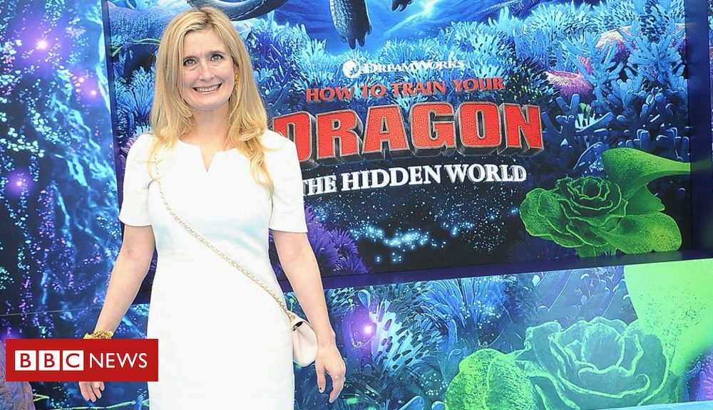 Hollywood Oscars 2020: Cressida Cowell 'crossing fingers' for How To Educate Your Dragon 3