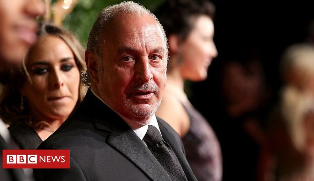 Sir Philip Inexperienced 'has no plan' to secret agent Greed film