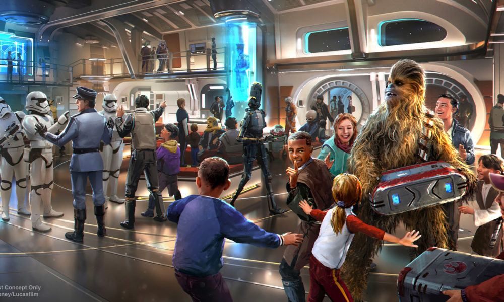 Reservations for Wide identify Wars: Galactic Starcruiser – the Contemporary Multi-Day Saunter Expertise Coming to Walt Disney World Resort – Open Later this one year