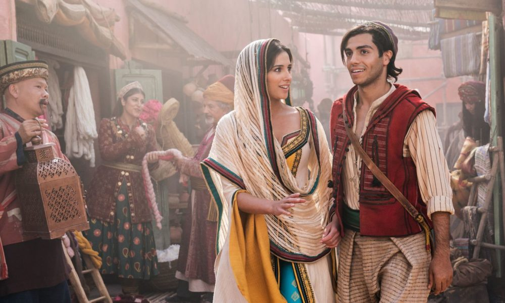 Grasp Your Magic Carpet, A Live-Action 'Aladdin' Sequel Is Coming