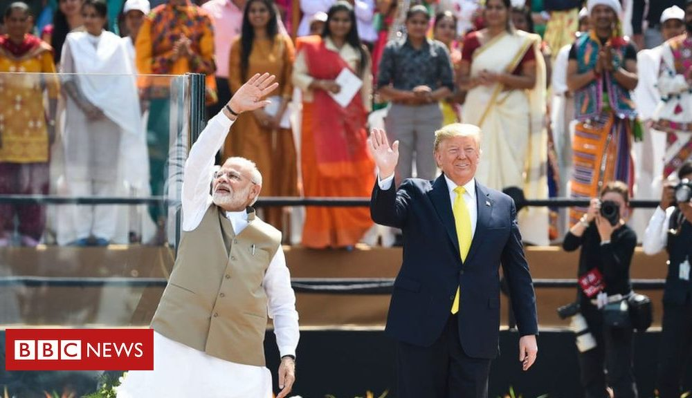 Trump India disclose over with: The foremost diplomatic takeaways