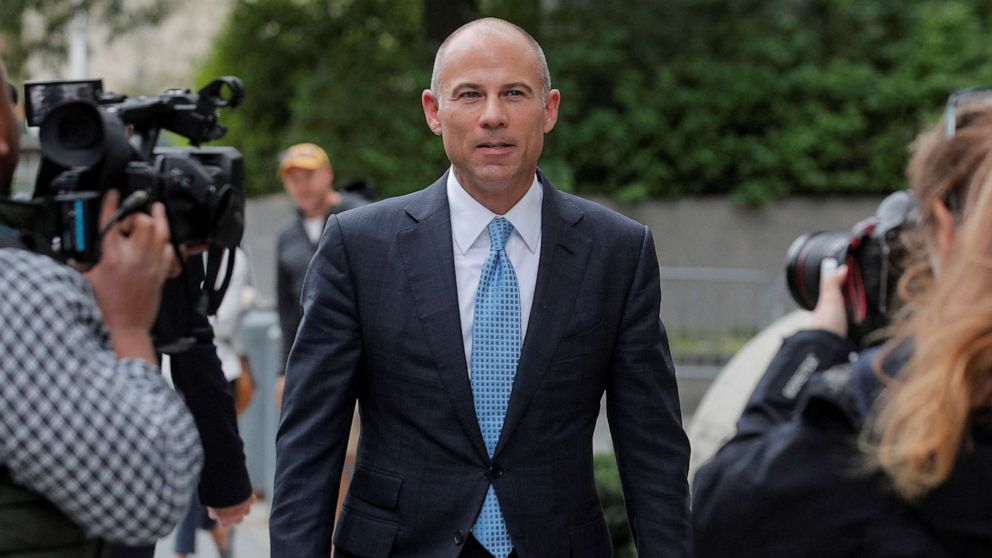 Superstar attorney Michael Avenatti convicted in Nike extortion case