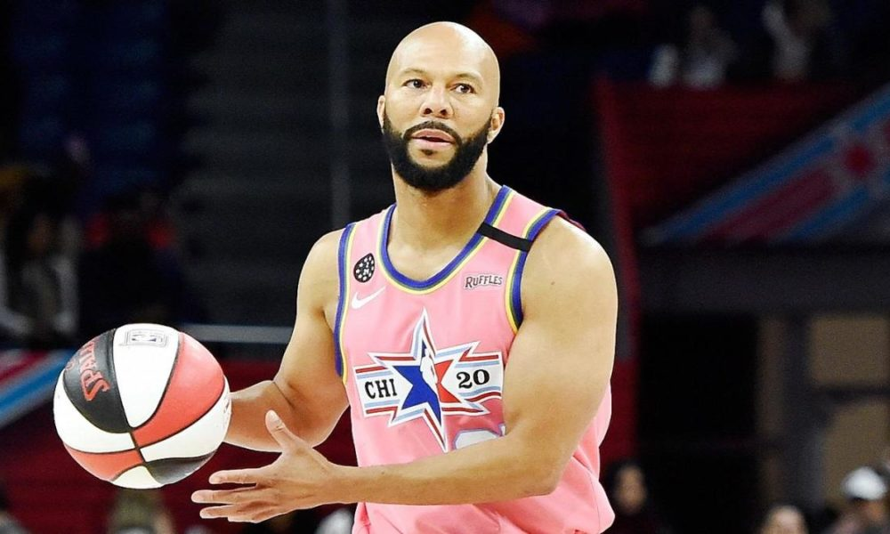 NBA Film critical person Game 2020 outcomes: Rapper Common captures MVP in 62-47 build for Group Wilbon – CBSSports.com