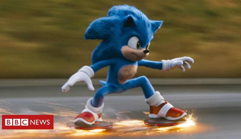 Sonic the Hedgehog movie: Critics set the brakes on