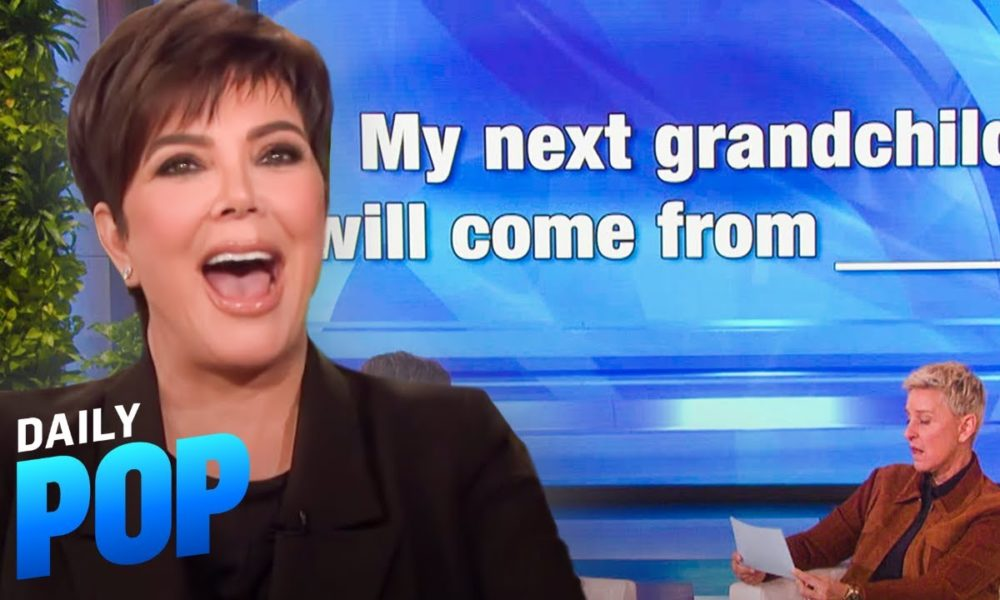 Kris Jenner Spills Family Secrets and tactics–Including Her Subsequent Grandkid! – E! News