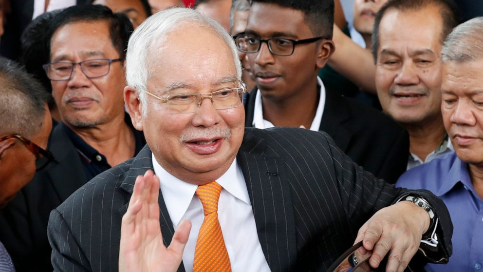Hollywood Disbanded Thai occasion says gov't colluded in 1MDB scandal