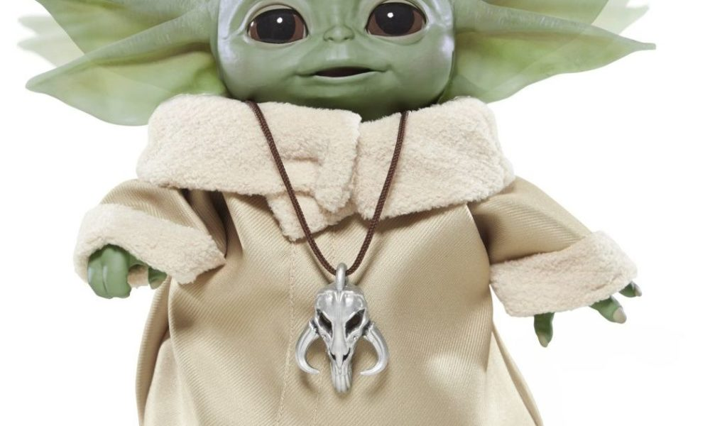 The Morning After: Hasbro's $60 'Toddler Yoda' toy is coming this tumble