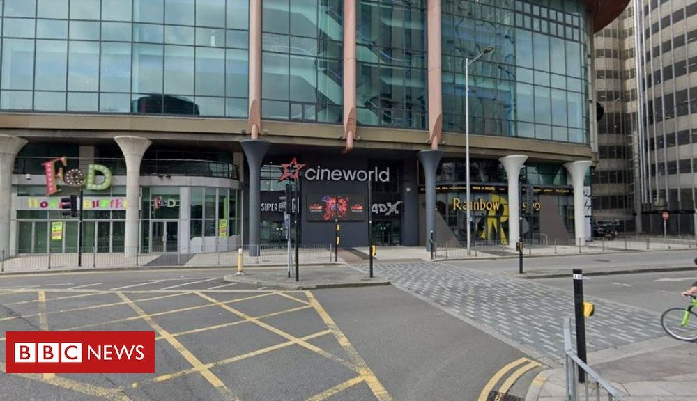 Sex perpetrator 'found working in Cardiff cinema'