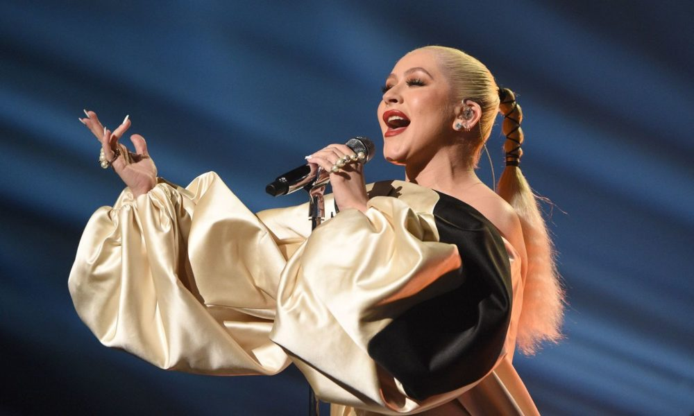 Christina Aguilera Brings Her Fighter Out For Fresh Mulan Tune 'Steady Doughty Steady'