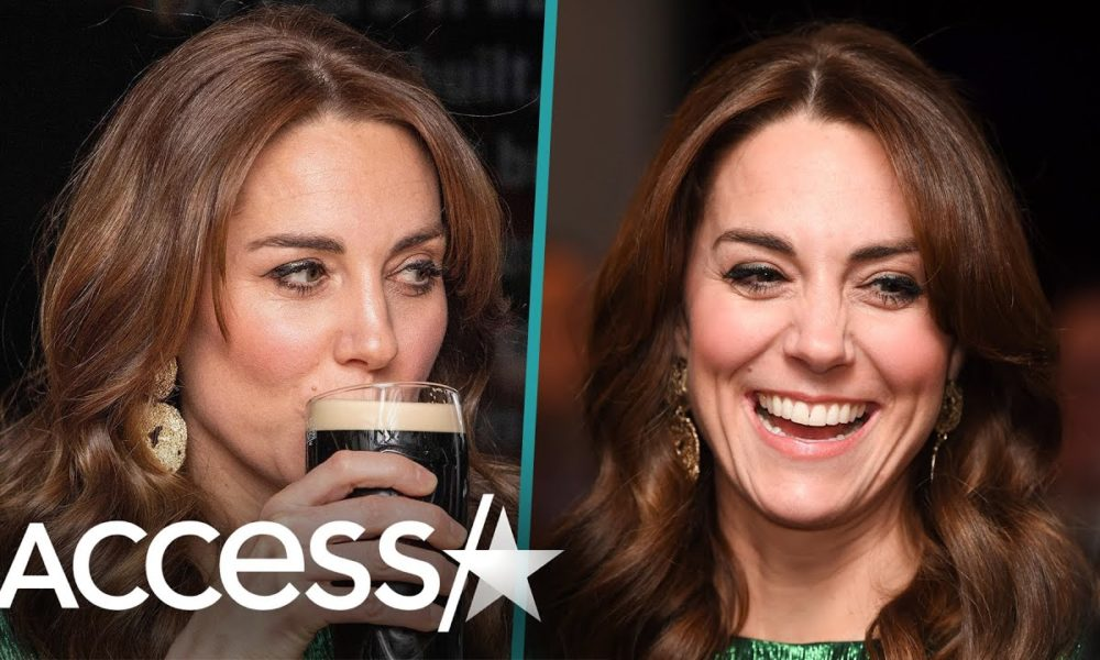Kate Middleton Sips Guinness With Prince William On Eire Tour – Accumulate admission to