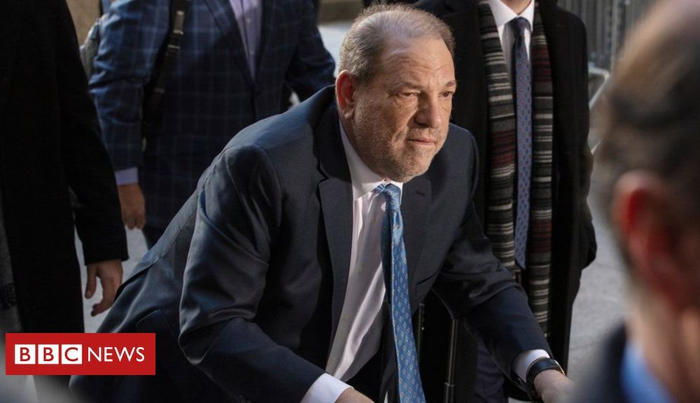Harvey Weinstein moved to reformatory after having heart surgery