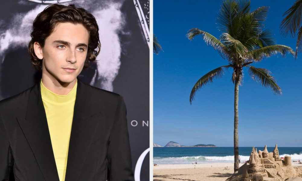 Utilize A Day At The Seaside And We will Narrate Which Celeb Is Your Correct Soulmate